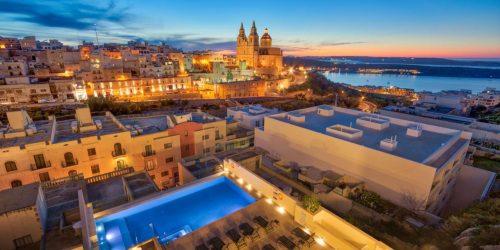 oferta ieftina malta travel collection agentie de turism Hotel pergola melieha 5