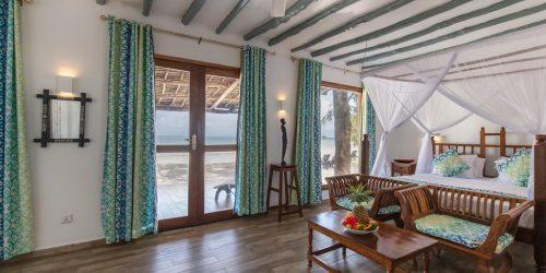 oferta kiwenga beach resort zanzibar travel collection agentie de turism vacante exotice vacante