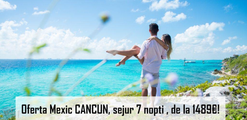 oferta mexic cancun
