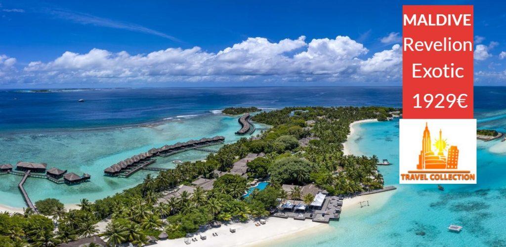 oferta revelion exotic maldive travel collection