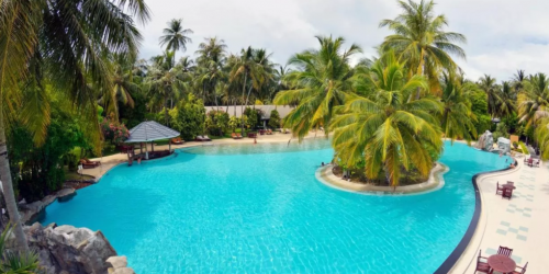 oferta sejur exotic maldive hotel sun island resort zbor din bucuresti si budapesta