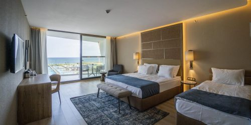 oferta wave resort pomorie bulgaria all inclusive princess travel agentie de turism