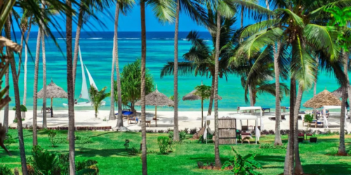 sejur exotic zanzibar hotel tui bahari zanzibar travel collection agentie de turism