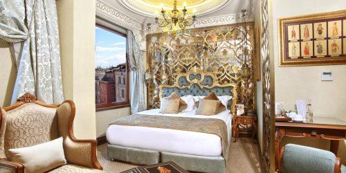 travel collection Daru Sultan Hotels Galata